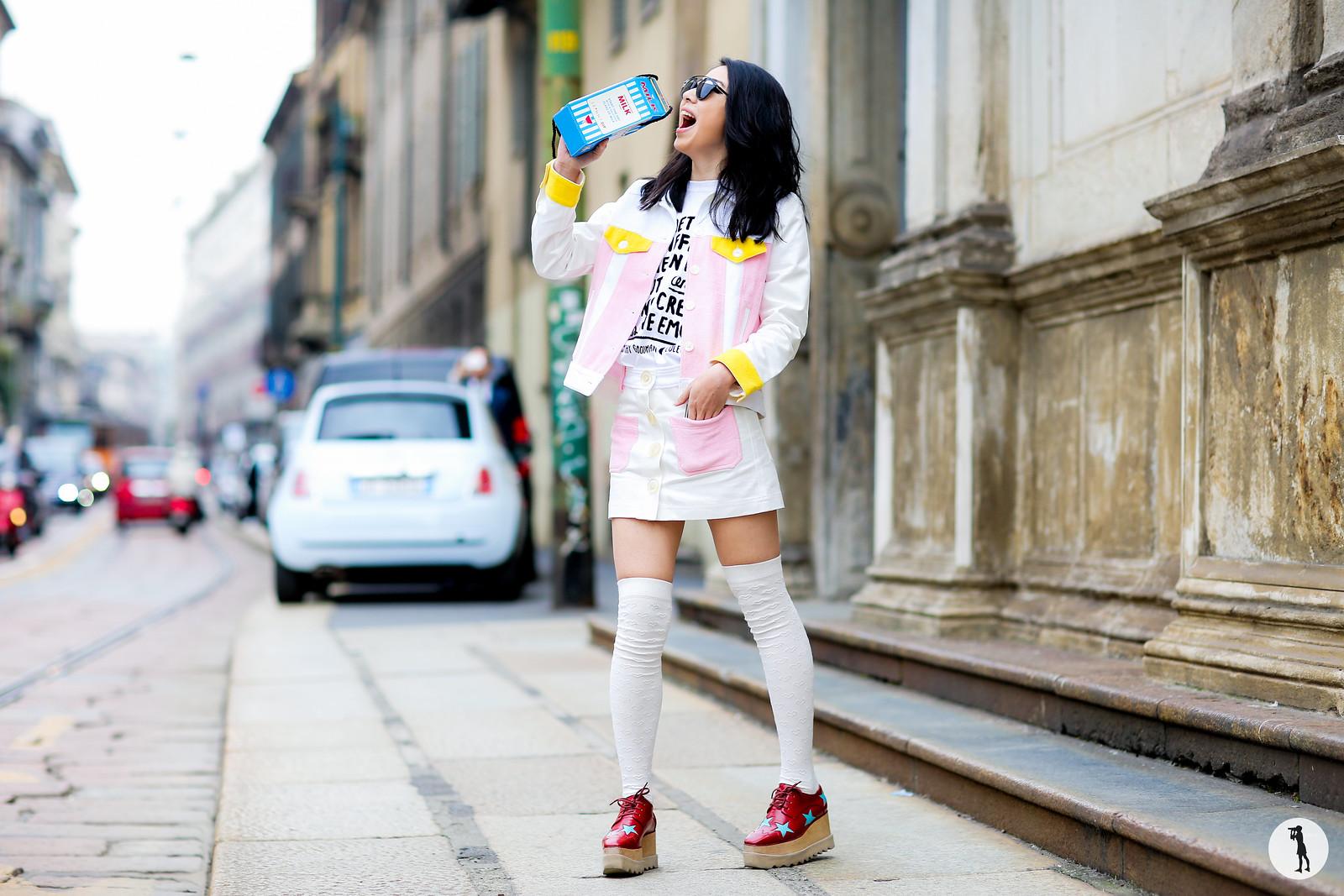 Yuwei Zhangzou - Milan Fashion Week RDT FW15-16 (2)