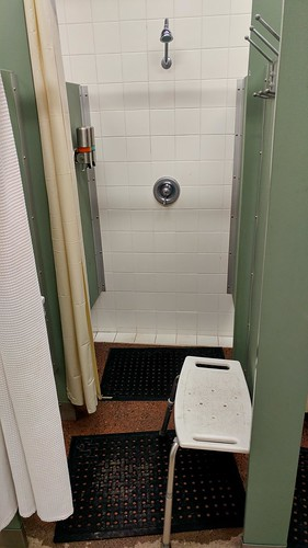 Camp Curry / Half Dome Village Bathrooms & Showers
