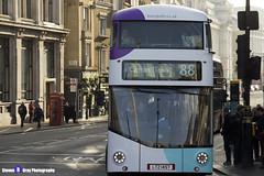 Wrightbus NRM NBFL - LTZ 1457 - LT457 - Kate Spade  Camden Town 88 - Go Ahead London - London 2016 - Steven Gray - IMG_4554