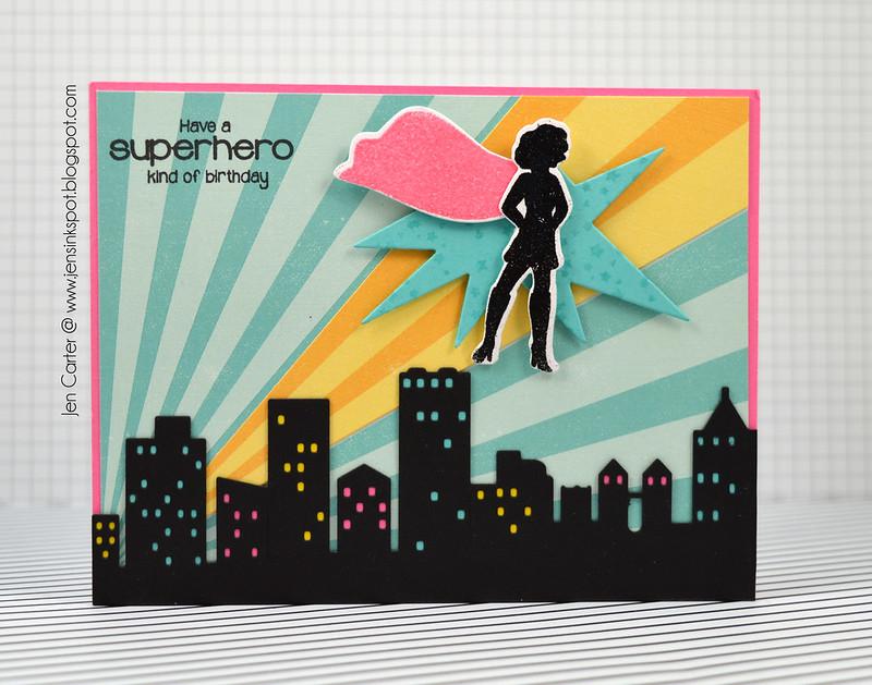 CIC400 Jen Carter Superhero Bday 4