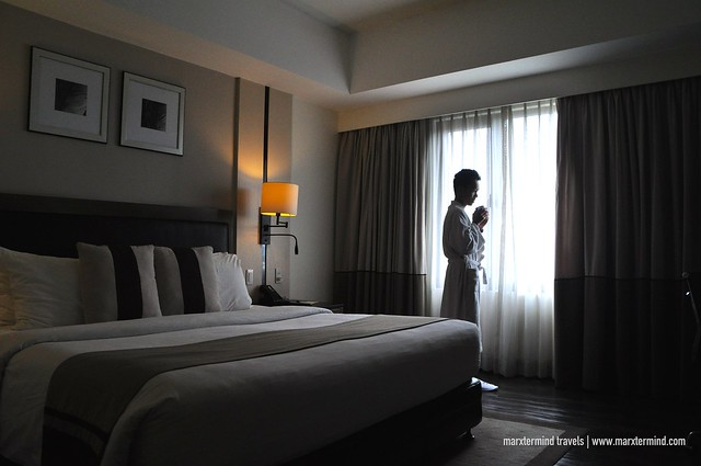 Staycation at Seda Abreeza Davao Hotel