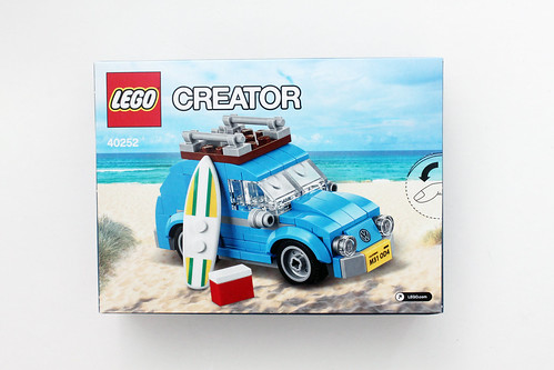 LEGO Creator Mini Volkswagen Beetle (40252)