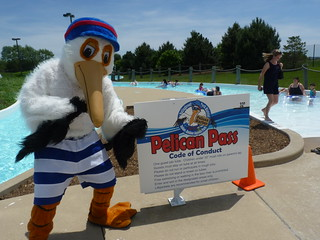 Parkie the Pelican | by Bolingbrook Parks