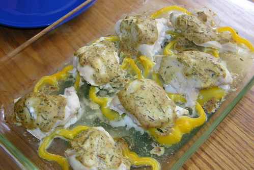 Simple Lemon-Dijon Chicken | by cseeman