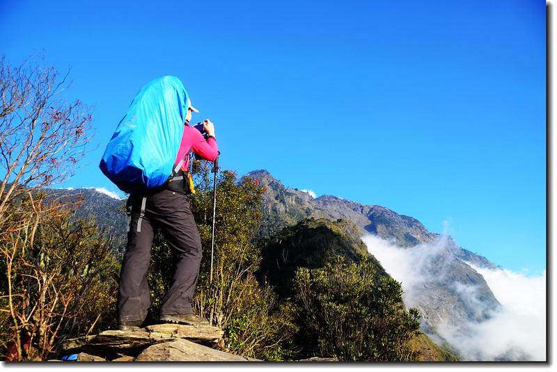 北大武山登山步道3.8K光明頂 1