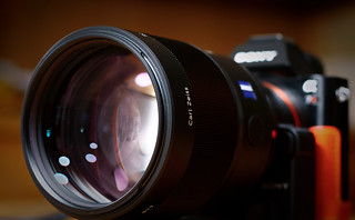 Sony Zeiss ZA Sonnar 135mm f1.8 on Sony A7R | by briantho