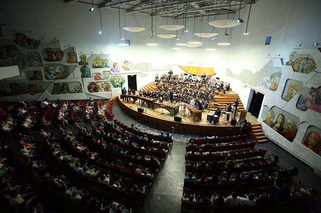 Cierre Primer Festival Internacional de Marimba