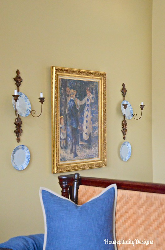 Renoir Reproduction Painting-Housepitality Designs