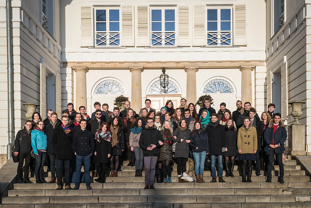 Alumni Reunion of the Chopin Promotion (2015-2016) in Natolin.25 February 2017