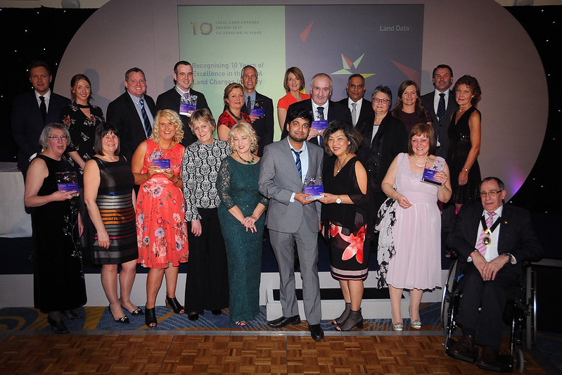 Local Land Charges Awards 2017 – Event Photos