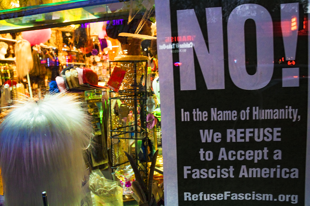 We REFUSE to Accept a Fascist America--Atlanta