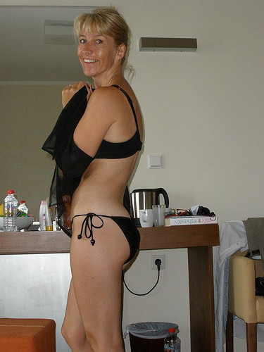 Mature hot wife dating black guy in hotel room Part 10