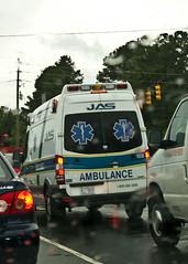 JAS Ambulance | Project 365-156 061013 | Tom | Flickr