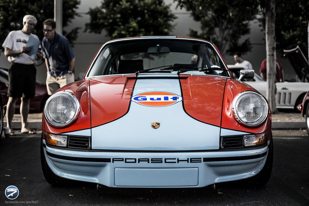 1973 Porsche 911 Carrera RSR | To be homologated for the Gro… | Flickr