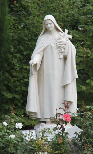 The Little Flower | St Therese of Lisieux, whose feast is ...