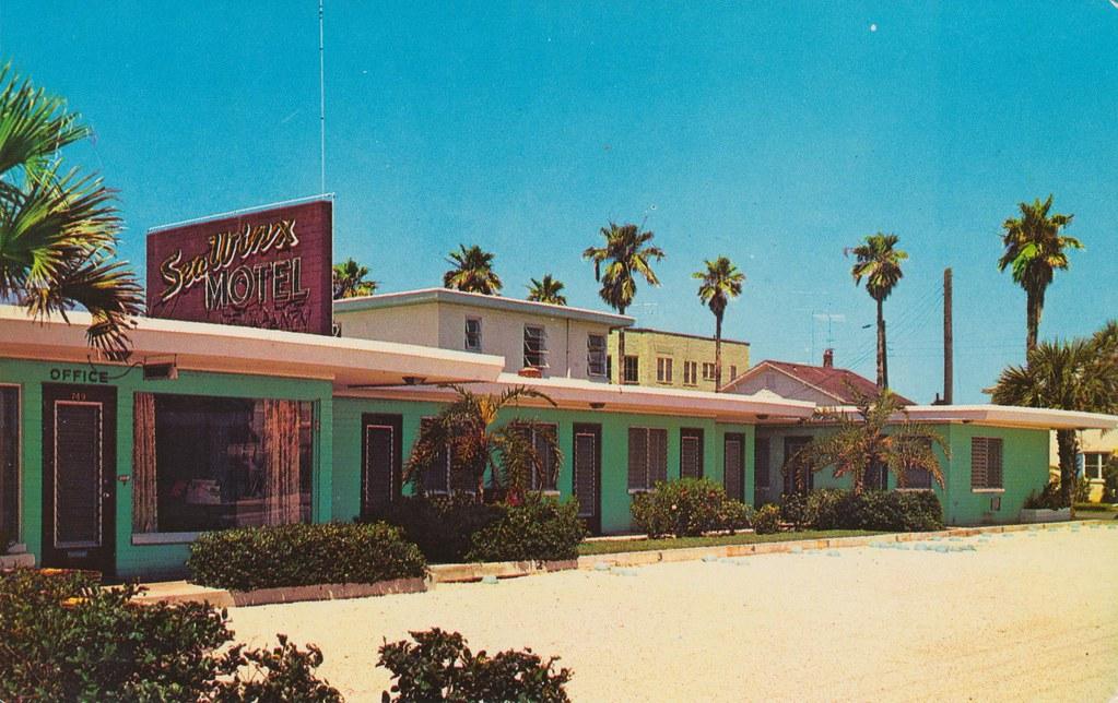Sea Winx Motel - Daytona Beach, Florida