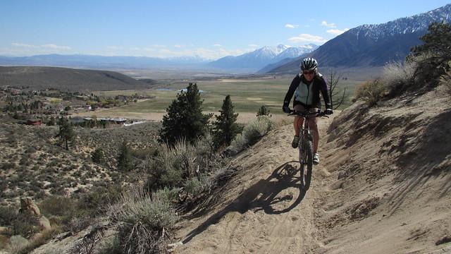 Trails Rides And Maps Bike Carson