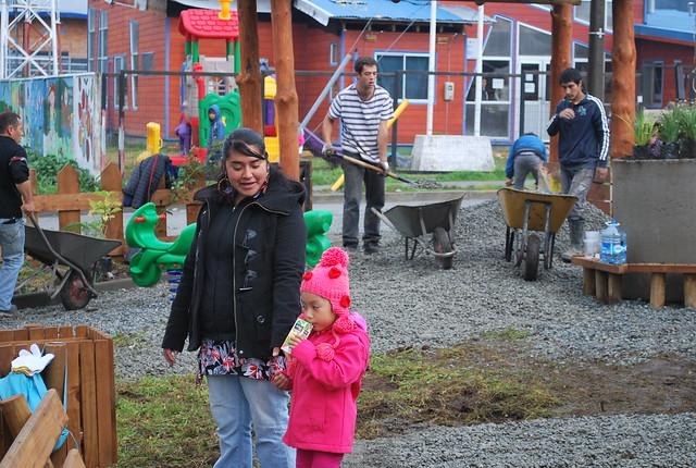 Plaza Nuestro Parque - Hualaihué Hornopirén