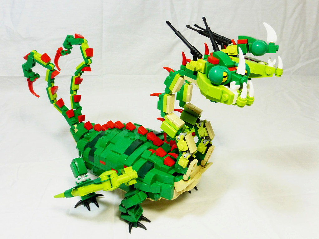 Hideous zippleback oh looky another dragon two heads tw flickr hideous zippleback by stormbringer ccuart Gallery