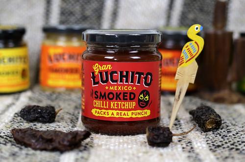 Luchito Smoked Chilli Ketchup - prettygreentea