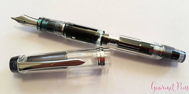 Review Pilot Custom Heritage 92 Fountain Pen - Broad @PilotPenUSA @PenChalet 17