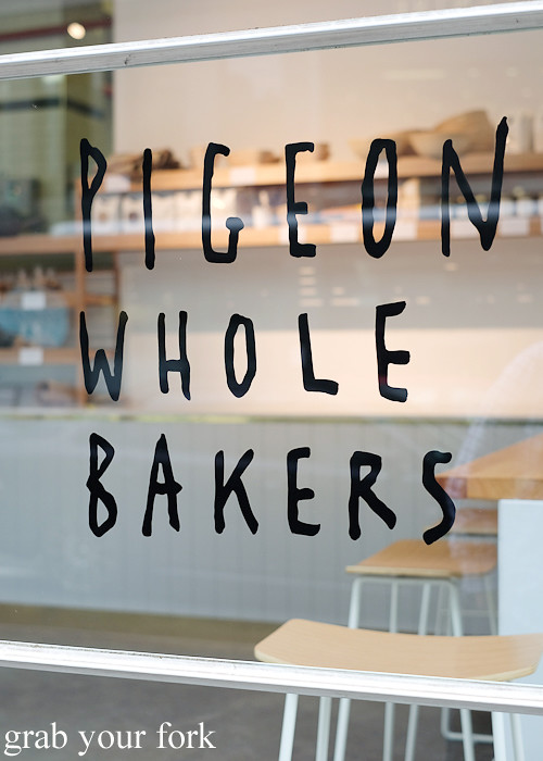 Pigeon Whole Bakers in Hobart Tasmania