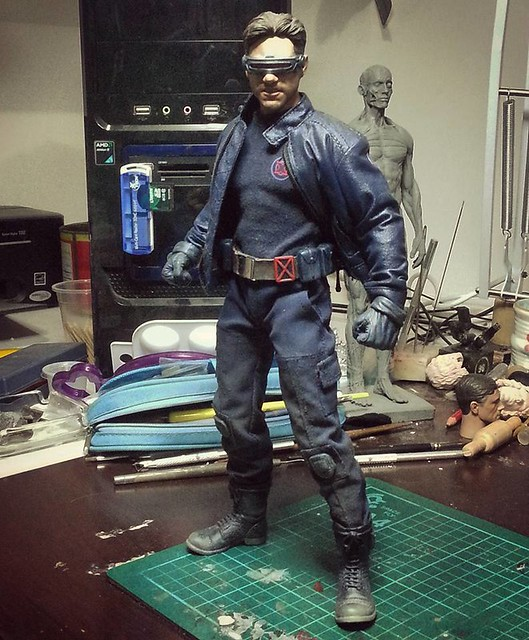 1:6 scale Special Ops. Cyke by Cheungkinmen