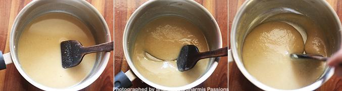 How to make Wheat Porridge Recipe - Step3