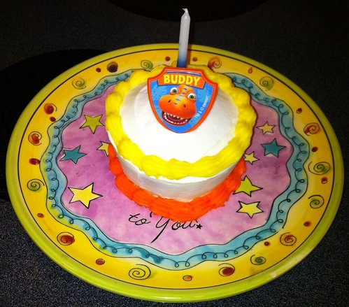 Dinosaur Train Cake Ideas