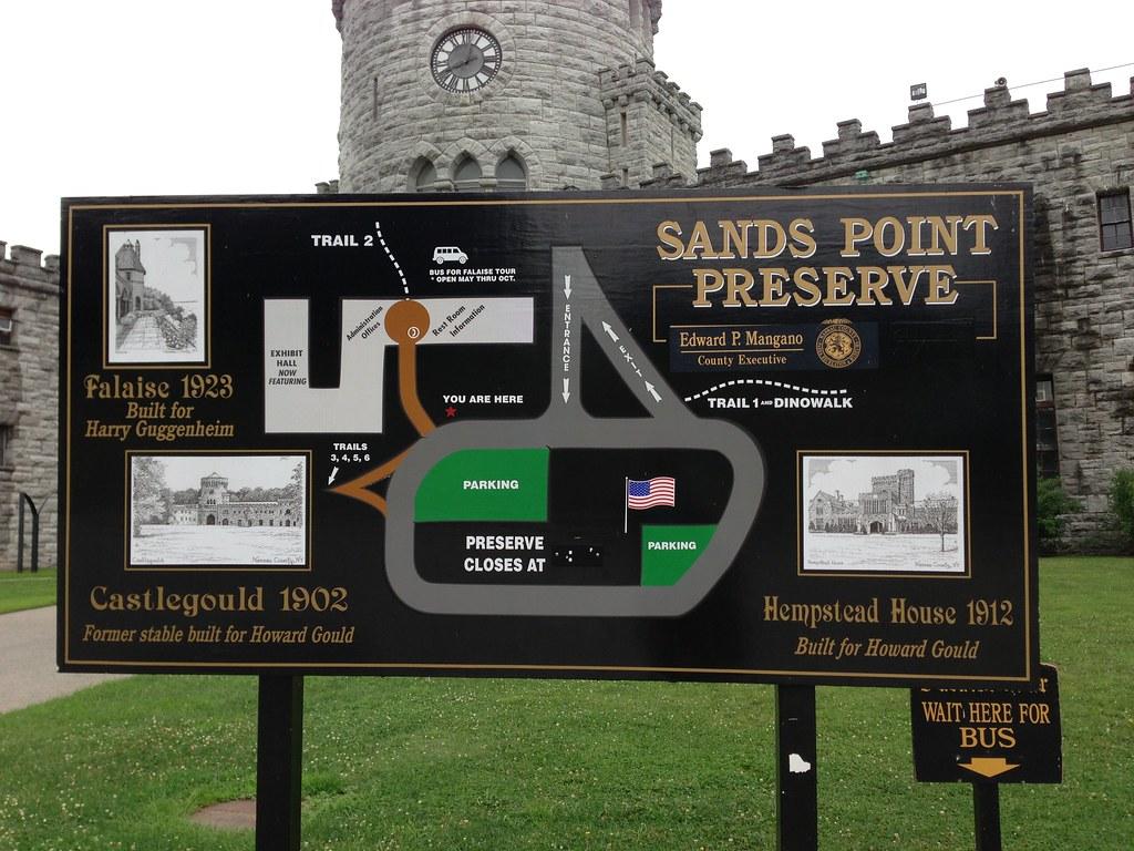 Sands Point Preserve: Map | www.sandspointpreserve.org/ | Flickr on long island sound map, old saybrook preserve map, great neck map, old westbury gardens map,