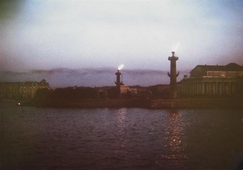 Rostral Columns, Peterburg, 1969