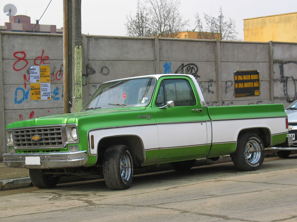 Used Trucks For Sale In Md >> Image Gallery 1974 Chevy Silverado