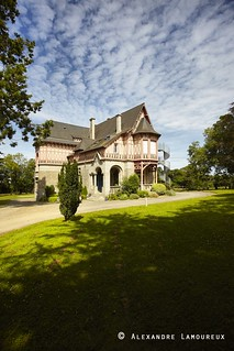 La villa le clos st cast le guildo situ e dans le bourg flickr - Office tourisme saint cast ...
