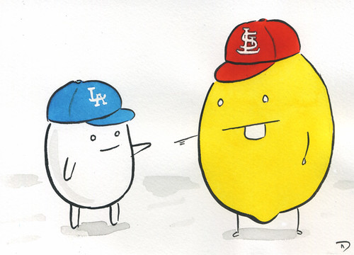 Dodgers vs Cardinals | by grickily