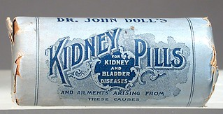 Dr. John Doll's Kidney Pills, about 1900 | by national museum of american history