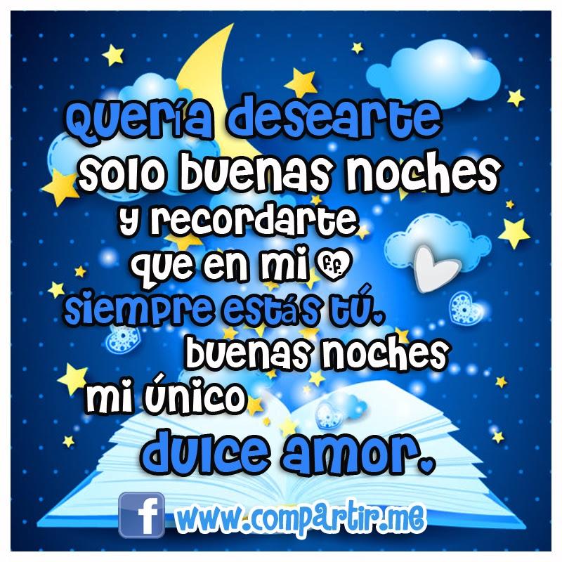 Frases De Amor Tarjeta Con Frase De Las Buenas Noches Com Flickr