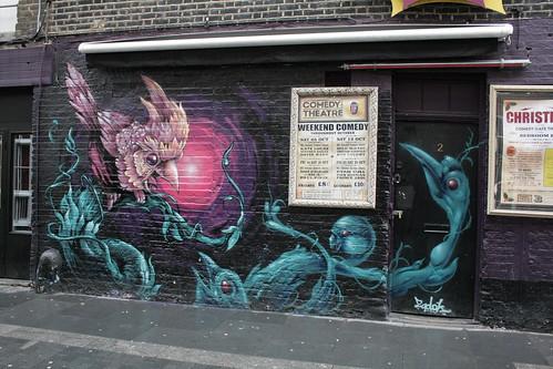 Comedy Cafe London Eca Ay