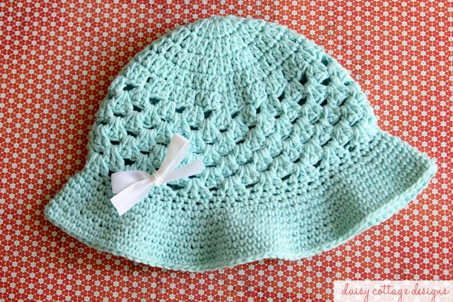 ... easy sun hat crochet pattern  08bf93c9f5e