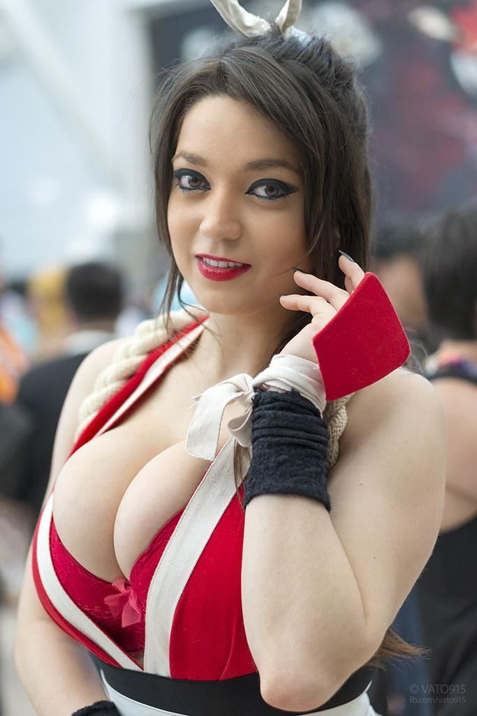 Topic Mai shiranui cosplay already
