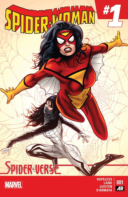 Spider-Woman v5