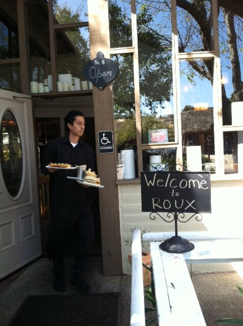 Roux in Carmel Valley