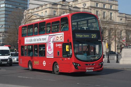 Arriva London HV95 LJ13FCU