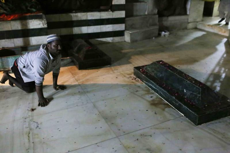 City Monument - Grave Sufis, Hazrat Nizamuddin Auliya's Dargah