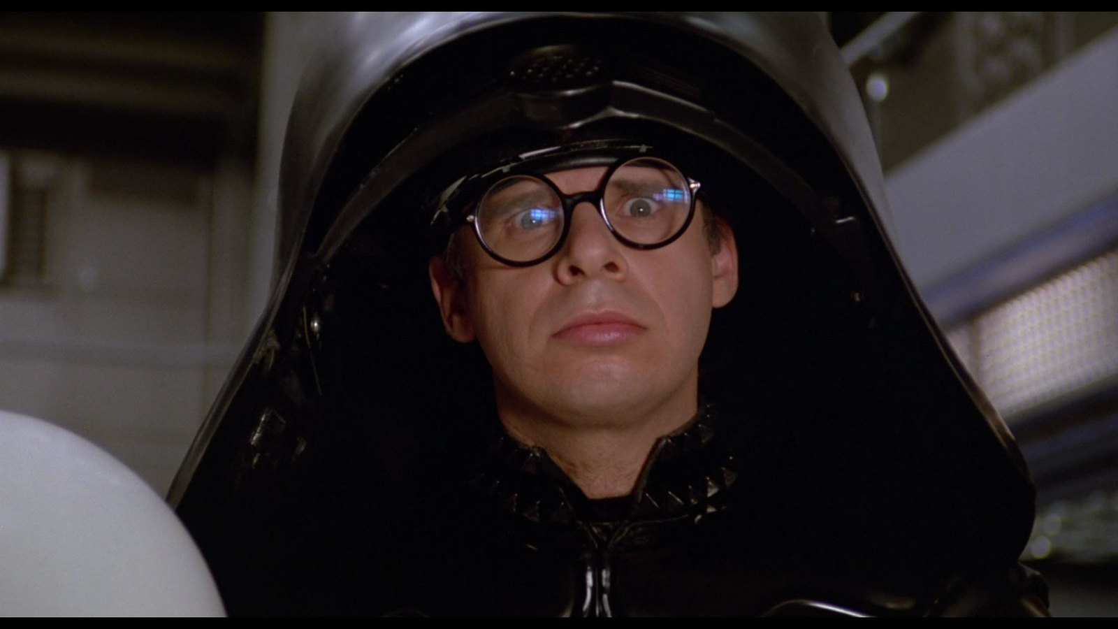 1980s Villains - Rick Moranis as Dark Helmet from Spaceballs (1987)