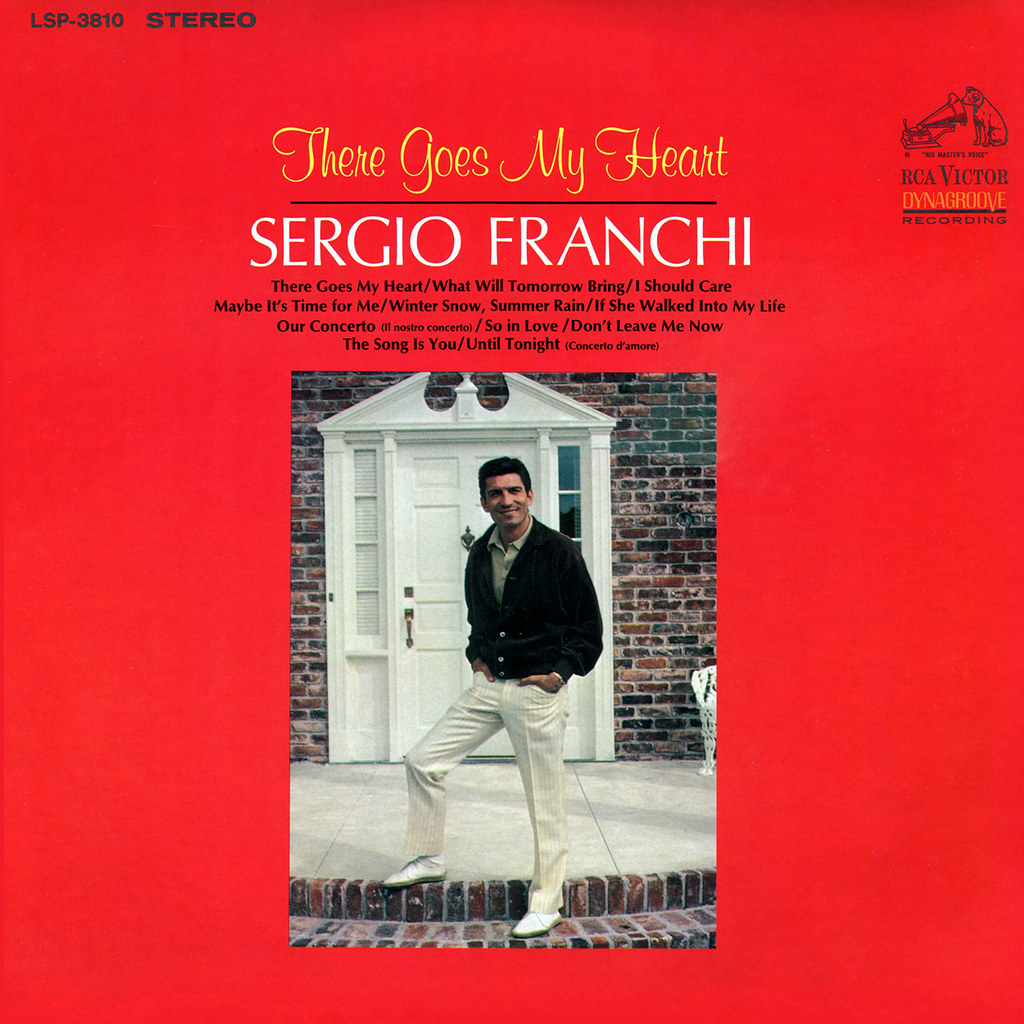 Sergio Franchi - There Goes My Heart