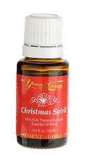 christmas spirit by young living prospector - Young Living Christmas Spirit