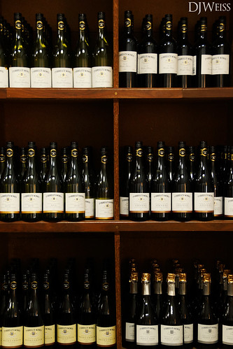 Tyrell wines, Newcastle.