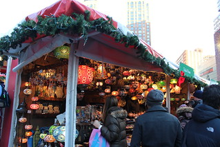 The Union Square Holiday Market | by shinya