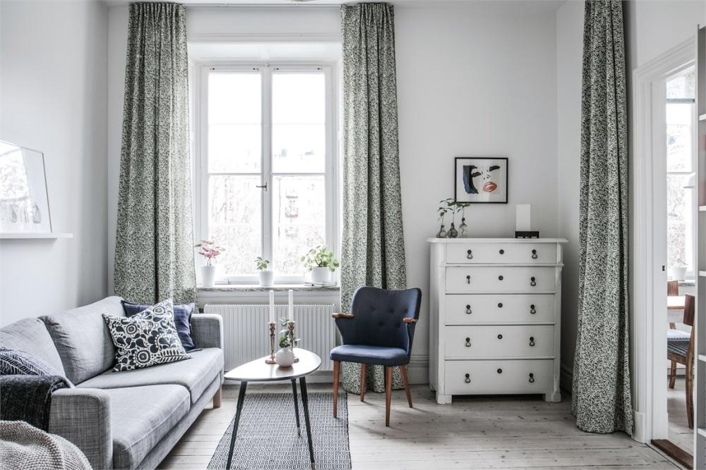 Modern Chic Scandinavian Home