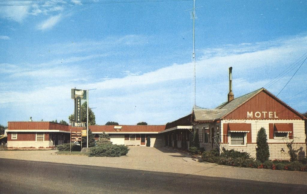 Frontier Motel - Rupert, Idaho